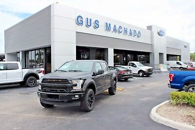 2017 Ford F-150 Lariat Roush Supercharged RoushCharged *DEMO* 2017 Ford F-150 Lariat Roush Supercharged RoushCharged *DEMO*