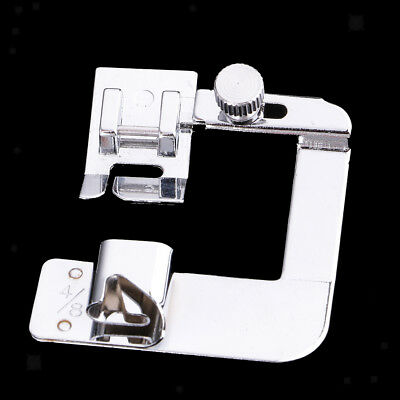 1pc Multifunction Domestic Sewing Machine Part Rolled Hem Foot 4/8 Inch