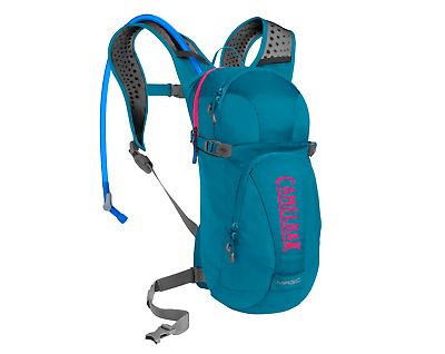 2018 Camelbak Damen 2.0L Magic Trinkrucksack in blaugrün/pink