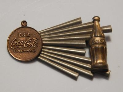 Awesome Vintage Coca Cola Badge Pin  Interesting