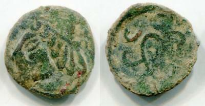 (11596)Chach, Unknown ruler 3-5 Ct AD