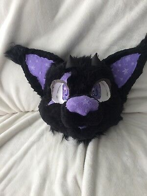 Galaxy Cat Fursuit