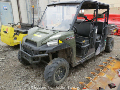 2015 Polaris Ranger 4WD Crew Utility Vehicle Cart UTV ATV RTV Parts/Repair