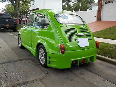 1966 Fiat 600 Price to sell! other streetrod alfa romeo replica Headturner Fiat!