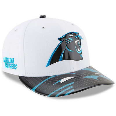 0900ae9f698d49 Carolina Panthers Nfl Draft Day Low Profile New Era 59Fifty Fitted Hat/Cap  Nwt