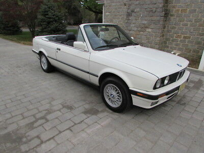 1991 BMW 3-Series One owner e30 325i Convertible BMW 3-series e30 Convertible 325ic