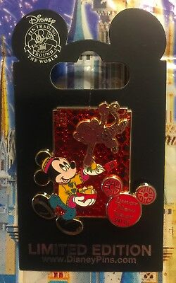 DISNEY PIN LUNAR NEW YEAR 2016 Year of the Monkey w/ Mickey Mouse LE 4000