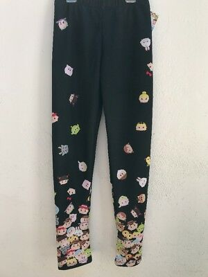 NWT Disney Tsum Tsum Leggings / Pants  Girls L 10/12 Target