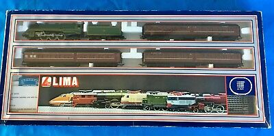 Lima  HO Scale Australian Railways MBE NSW Railways train set locomotive & more