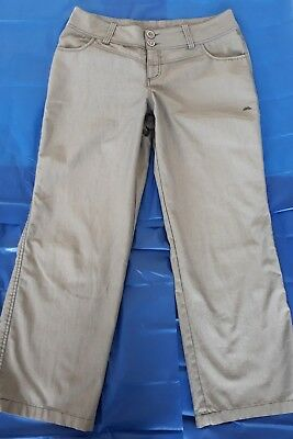 Kathmandu women's wide leg hiking pants size 14