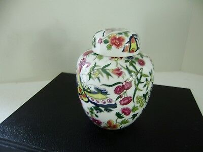 Vintage Mann Japan Ginger Jar