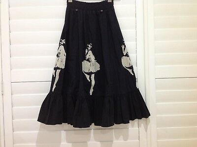 PAPER WINGS PAPERWINGS Girls size 10 maxi skirt / dress