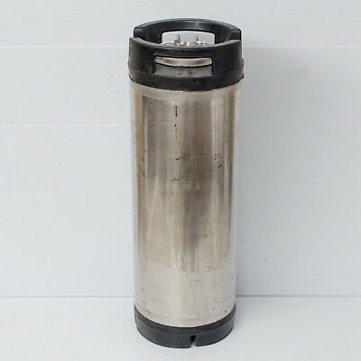 5 Gallon Converted Ball Lock Corny Keg for Home Brew Beer Coffee Pepsi Soda