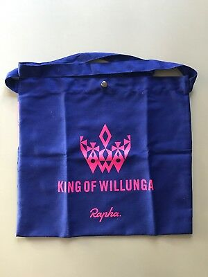 New Rapha King Of Willunga Musette 2017