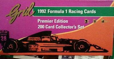 f1 collector cards