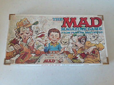 MAD Magazine Game by Parker Brothers 1979