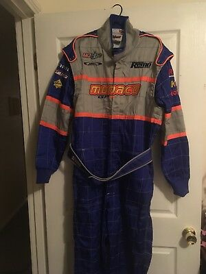 Genuine Monaco Xzuit Karting Race Suit