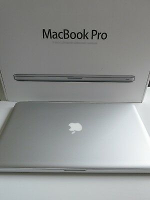Macbook Pro 17 Zoll Mid 2010 2,66 GHz 8GB RAM 500 GB SSD Model A1297 top Zustand