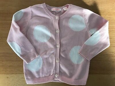 Country Road Baby Girls Cardigan 12-18mths
