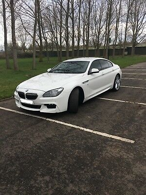Bmw 6 series Gran Coupe M Sport Plus, Service pack, FSH,20 inch alloys, HUD