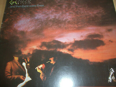 Genesis    -    And Then There Were Three    Charisma 9124 023    Foc     Vinyl