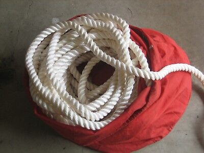 Mooring Rope Very Heavy Duty Never Used (Boating, Fishing Etc)