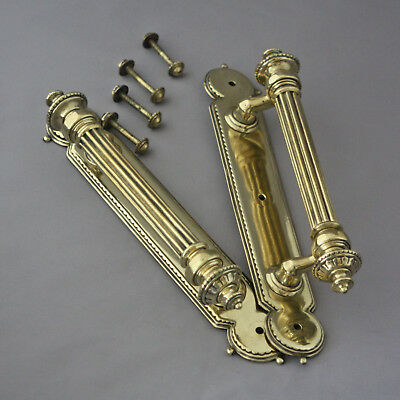 Antique Victorian Pull Handles