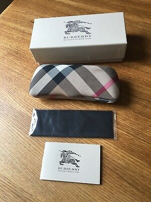 Mulberry glasses case and bxo