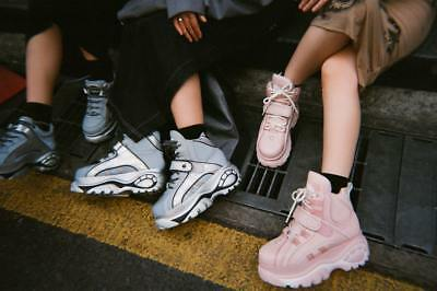 Nwb X Opening Out London Pink Buffalo Sold Top Sneaker Ceremony High pSUzMVq