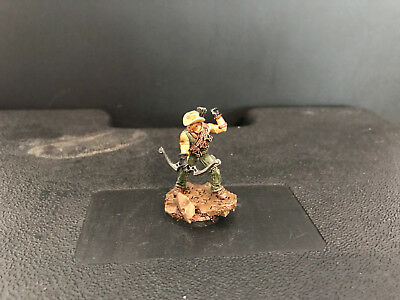 Infinity the Game, Ariadna, HARDCASES, 2ND IRREGULAR FRONTIERSMEN / pro paint
