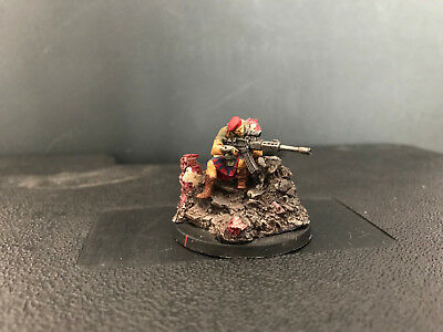 Infinity the Game, Ariadna, HIGHLANDER CATERANS / pro paint