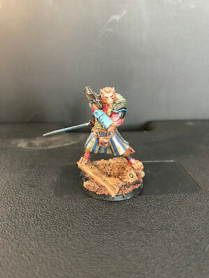 Infinity the Game, Mercenaries, TEARLACH MCMURROUGH / pro paint