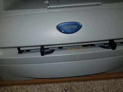 BROTHER FAX MACHINE - used, Intellifax 2820.  Laser printer