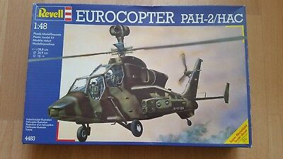 REVELL Airbus Helicopters Bundeswehr EUROCOPTER TIGER PAH-2 HAC UHT 1/48