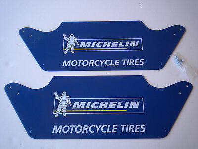 Michelin Motorcycle Tire Stand or sign,