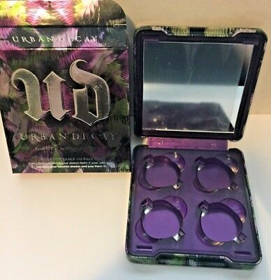 Urban Decay Nirvana Build Your Palette BEAUTY WITH AN EDGE Holds 4 shades Empty