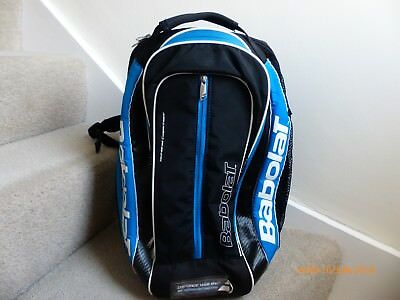 Babolat Pure Drive Blue/Black Tennis Backpack, Good Condition