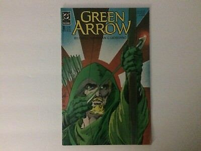 Green Arrow  #10 1988
