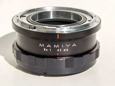 Mamiya RB67 - Extension Tube No. 1 - 45mm - Excellent