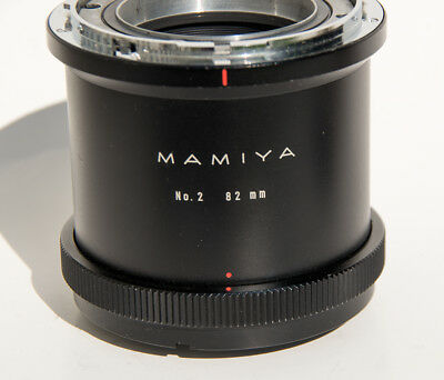 Mamiya RB67 Extension Tube -No.2 - 82mm - Excellent