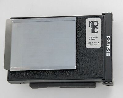 NPC Polaroid Back for Mamiya RB67 - Very Good Condition - Tested and Works