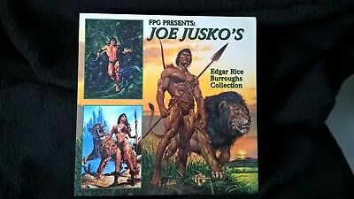 Promosheet - Joe Jusko's Edgar Rice Burroughs Collection