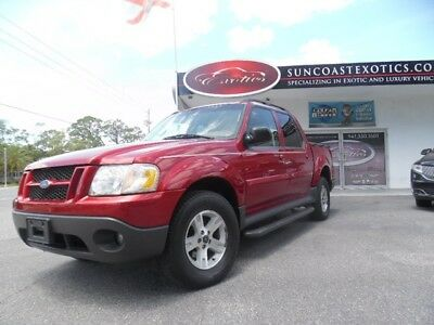 Explorer Sport Trac XLT 2005 Ford Explorer Sport Trac, Red with 102,312 Miles available now!