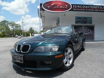 Z3 -- 2000 BMW Z3 Convertible with power top! Automatic, cln carfax, good miles!
