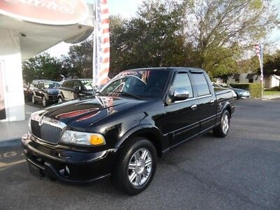 Blackwood -- 2002 Lincoln Blackwood, Black with 80,500 Miles available now!