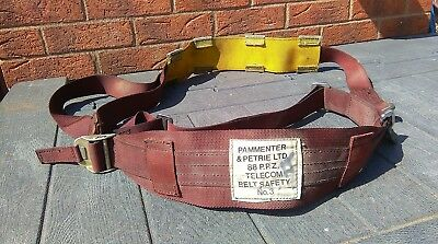 GPO/PO/BT 'Belt Safety No 3'  - good condition - ideal for GPO Morris Minor Van