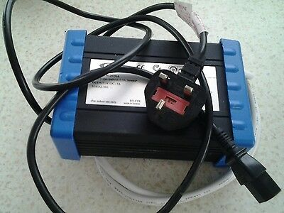 Wheelchair Battery Charger. Acid/gel Battery Plug & Play Intelligent 24  Volt