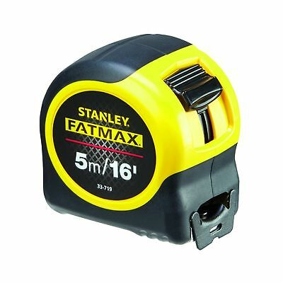 Stanley Fat Max Tape 5M/16Ft      0 33 719 Tape Fat Max 1