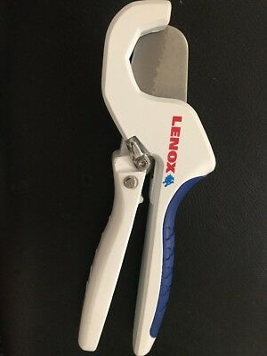 Lenox S2 Plastic Tubing Cutter #12122- New/Never Used