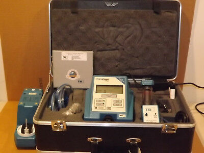 Portacount Plus Model 8020A Respirator Fit Test Kit N95-Companion,8026 Generator